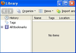 Browser history 2