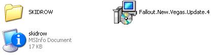new vegas files
