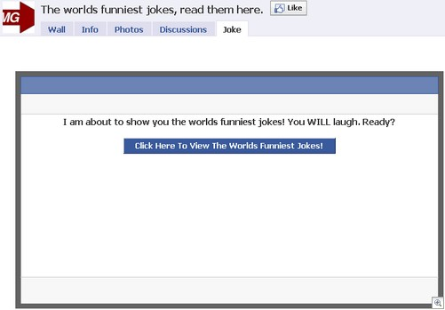 Facebook Javascript pages