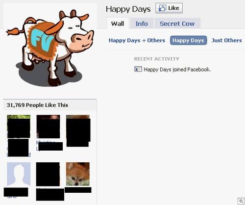 secret cow