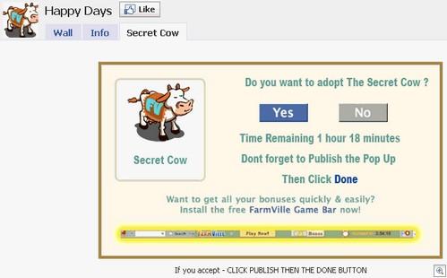 secret cow fun