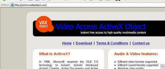 Activexmediaobject.com12112006