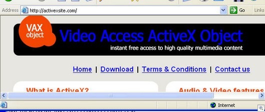 Activexsite.com12132006