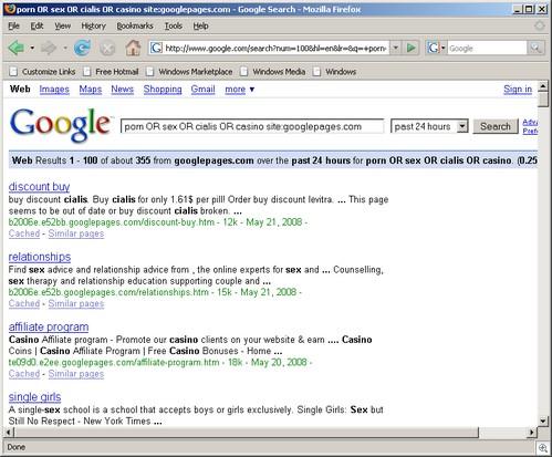 Googlepages12381238