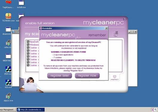 Mycleanerpc123888