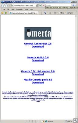 Omerta1239888888888
