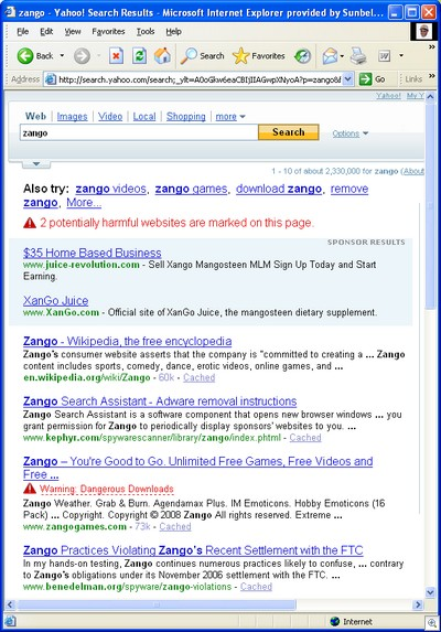 Yahoosearch413288